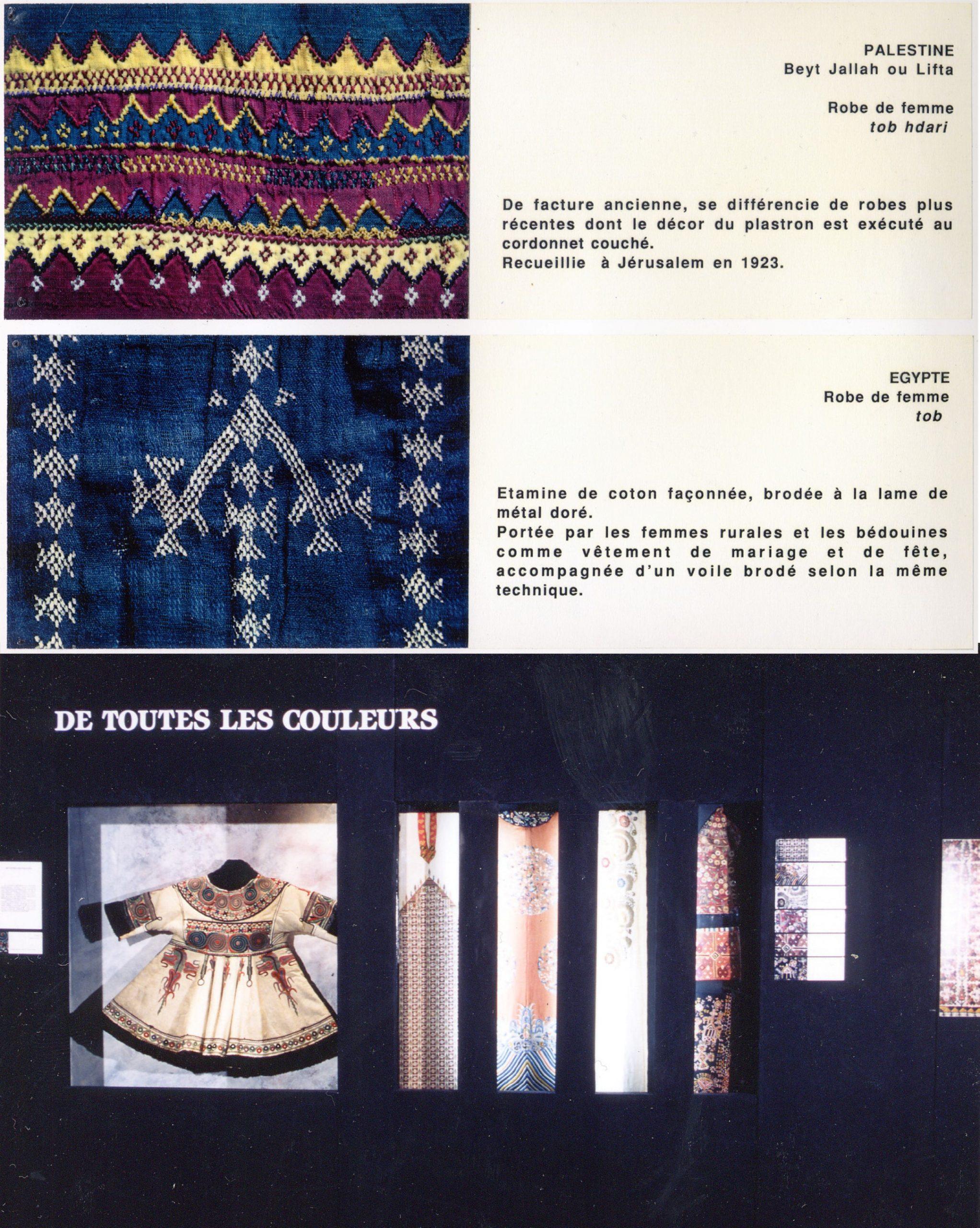 Orient d'un diplomate, Musée de l'Homme