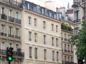 Immeuble 3 rue de Montfaucon Paris 6