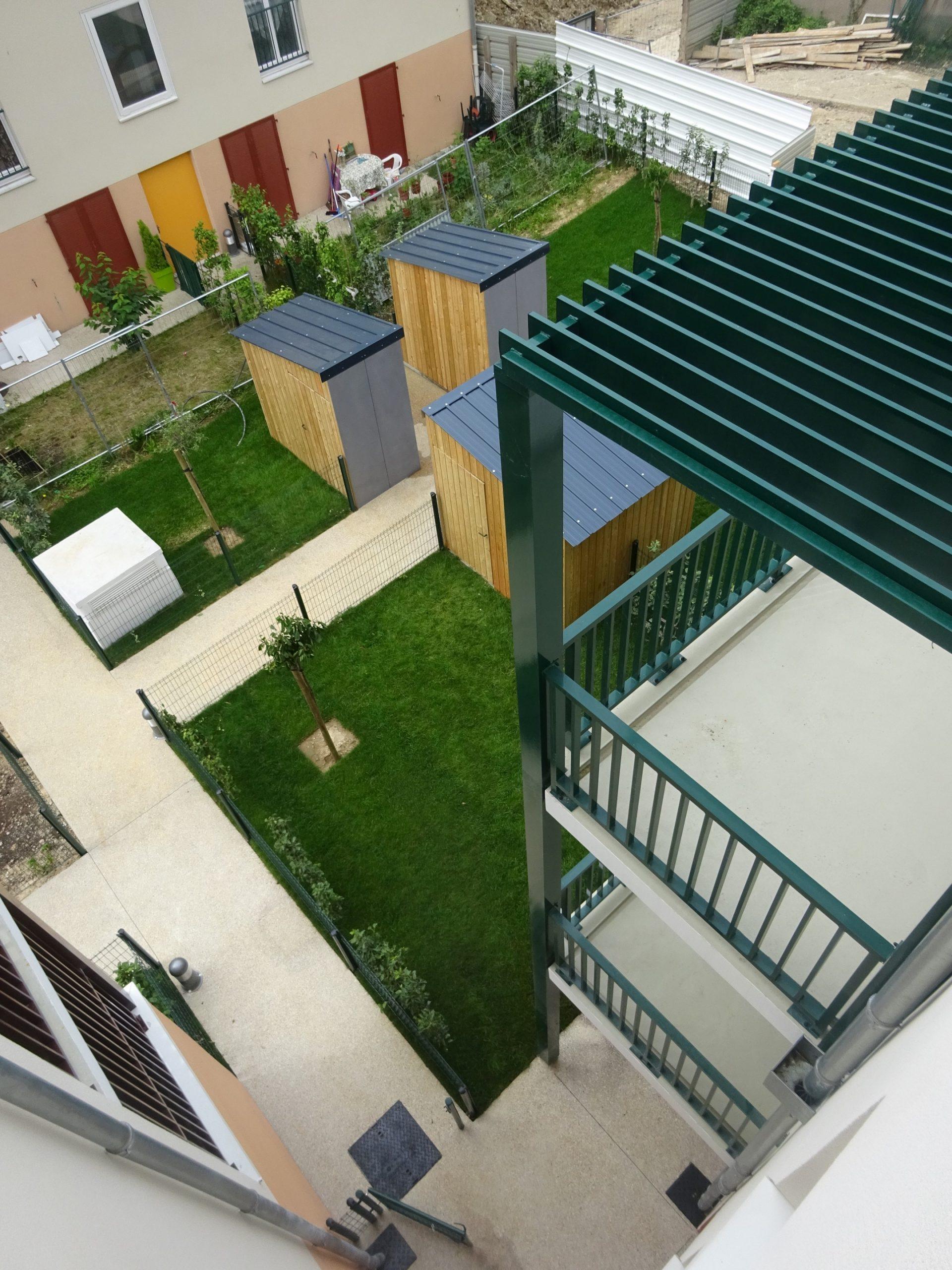 Rénovation urbaine Rosny-sous-Bois 93