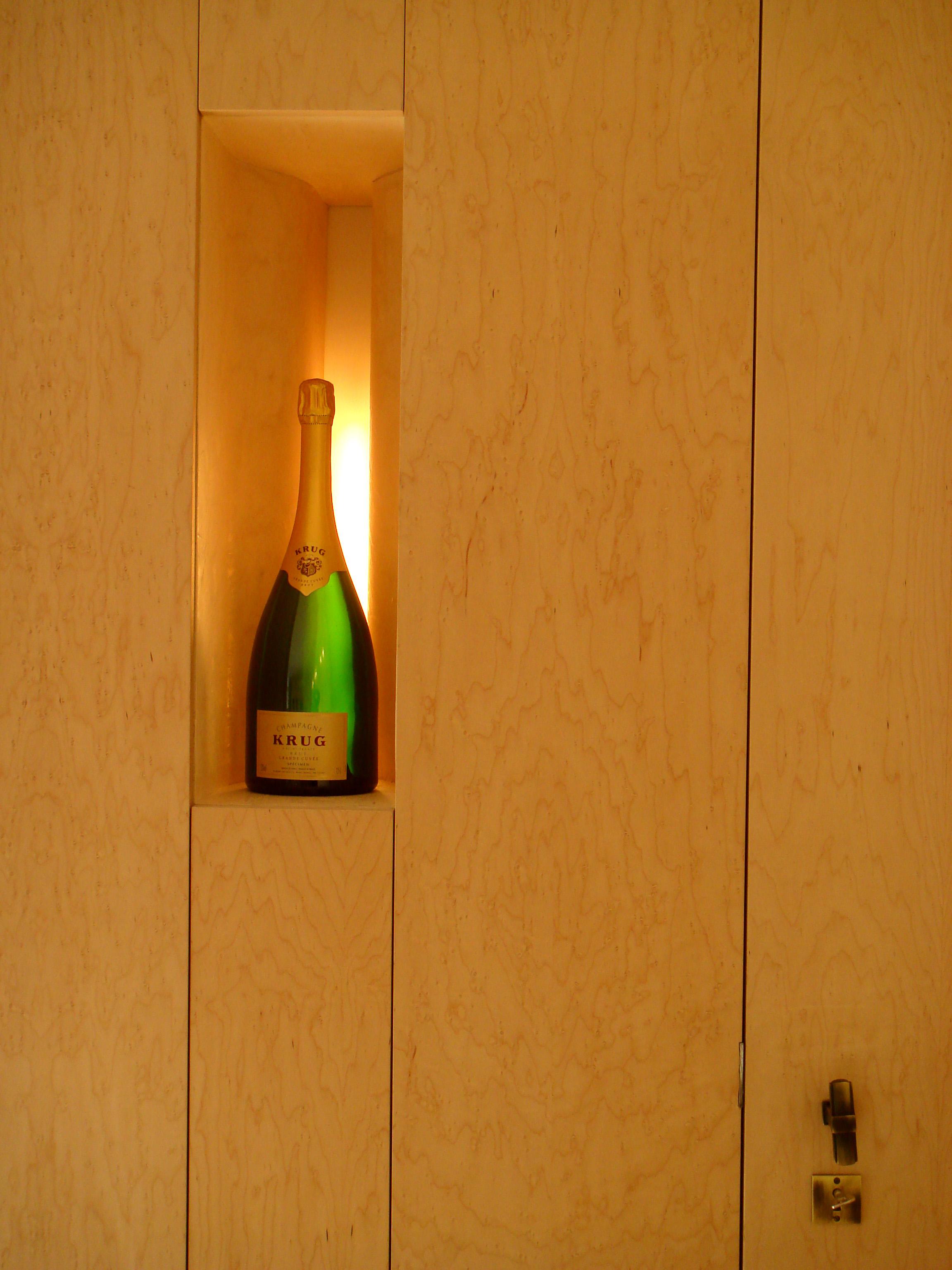 Champagnes Krug Reims