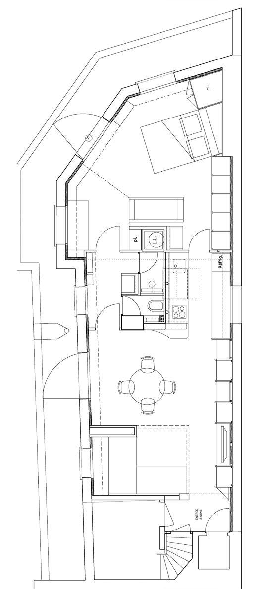 Penthouse Iena