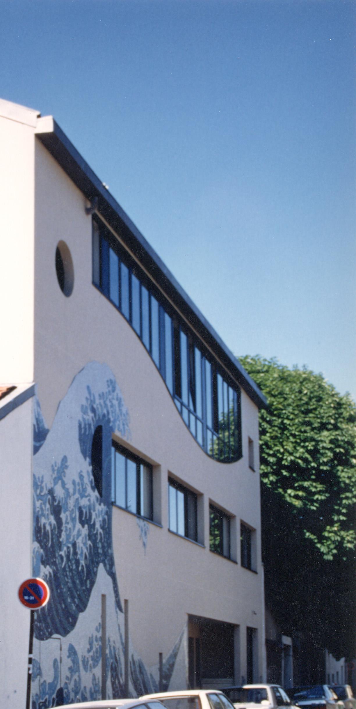 Maison populaire Montreuil 93