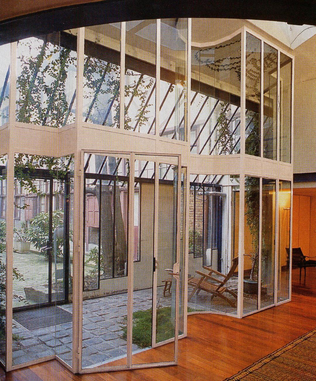 Loft atelier d'artiste rue Huyghens Paris 14