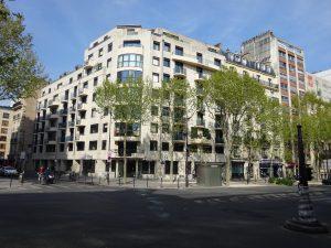 Siège CGI Société Saint-Vincent-de-Paul Paris 13