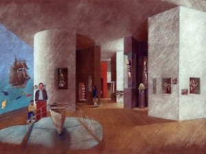 Voyage Korrigane, Musée de l'Homme