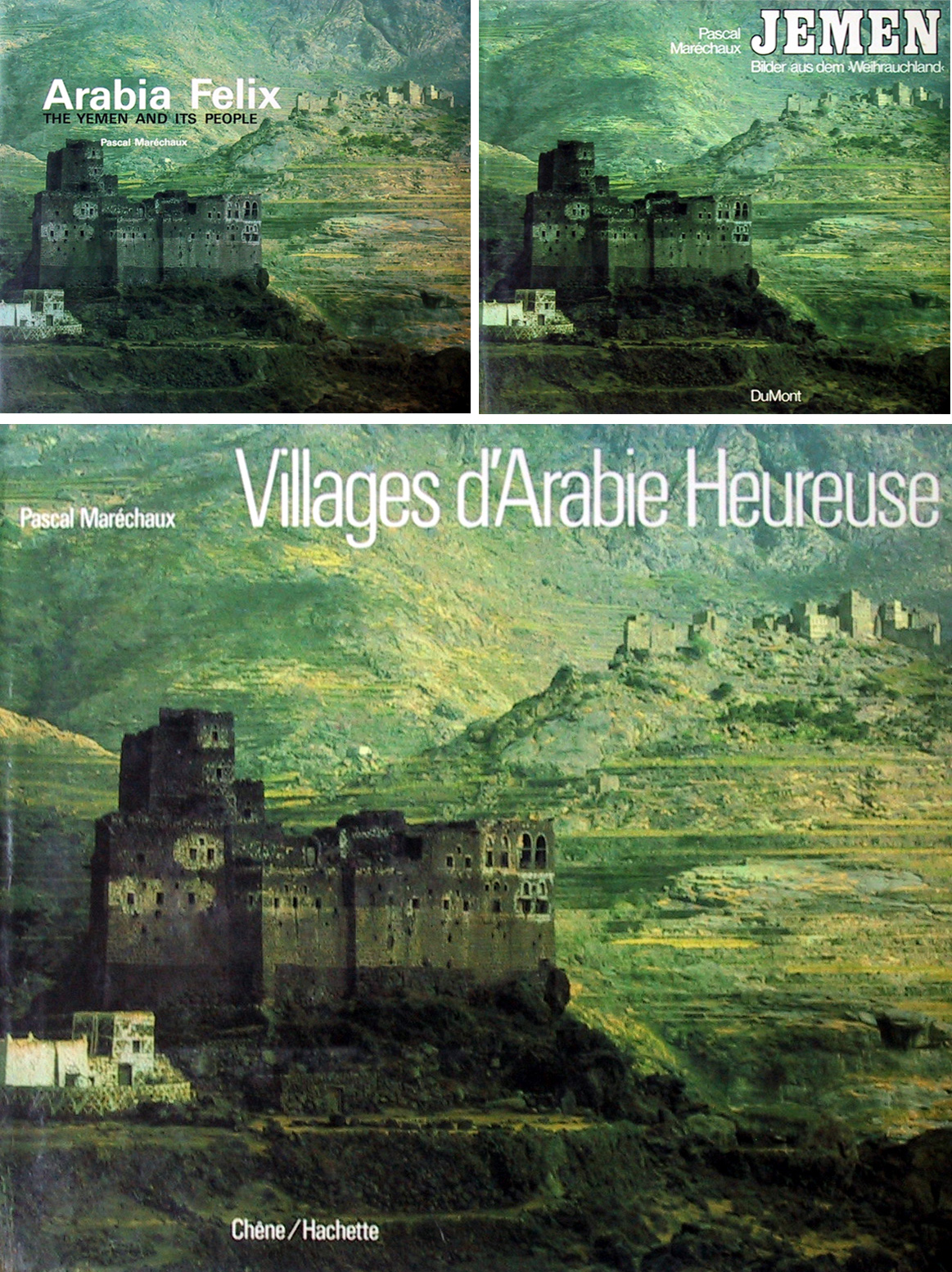 Villages d'Arabie Heureuse